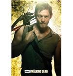 The Walking Dead Poster - Daryl Poster Maxi 61x91,5 Cm