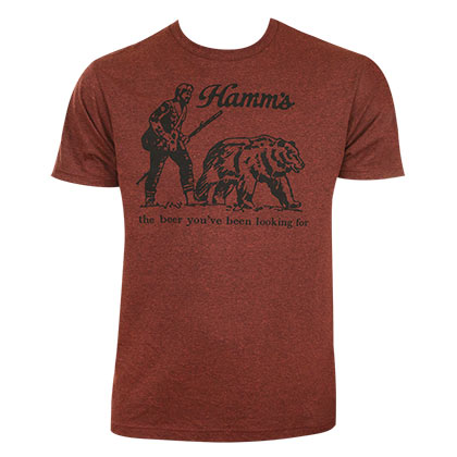 HAMM'S Bear Tee Shirt