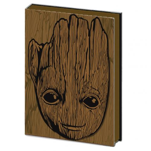 Guardians Of The Galaxy 2 Premium A5 Notebook Groot