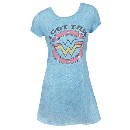 WONDER WOMAN I Got This Ladies Nightshirt