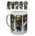Attack on Titan Mug 262847
