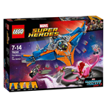 Marvel Superheroes Lego and MegaBloks 262918