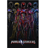 Power Rangers Poster 262945