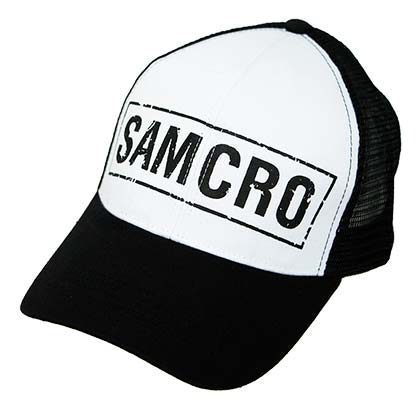 SONS OF ANARCHY SAMCRO Trucker Hat