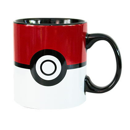 POKEMON Pokeball Jumbo Mug