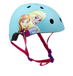 DISNEY Frozen Kid's Activities Small Protection Helmet, 53-55cm, Pink