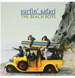 Vynil Beach Boys - Surfin' Safari + Candix Recordings
