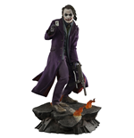 Batman The Dark Knight Premium Format Figure 1/4 The Joker 48 cm