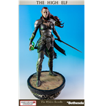 The Elder Scrolls Online Heroes of Tamriel Statue 1/6 The High Elf 41 cm