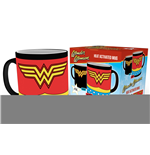 Wonder Woman Heat Change Mug Costume