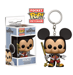 Kingdom Hearts Pocket POP! Vinyl Keychain Mickey 4 cm