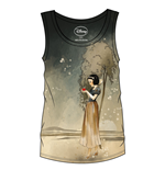 Snow White and the Seven Dwarfs Sublimation Girlie Tank Top Snow White & Apple