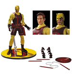 Marvel Universe Action Figure 1/12 Yellow Daredevil Previews Exclusive 15 cm