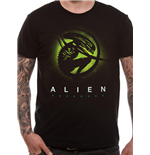 Alien Covenant - Silhouette - Unisex T-shirt Black