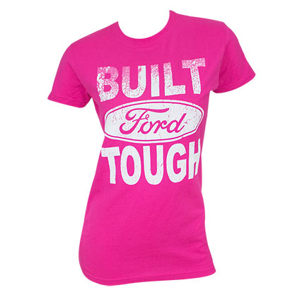 Ford Women's Built Tough Tee Shirt