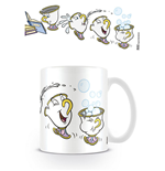 Beauty and the Beast Mug Chip Playtime