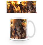 Guardians of the Galaxy Vol. 2 Mug Explosive