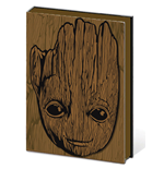 Guardians of the Galaxy Vol. 2 Premium Notebook A5 Groot
