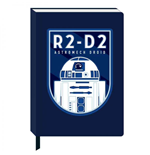 Star Wars A5 Notebook R2-D2 Icon