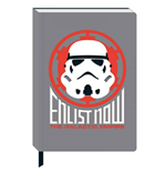 Star Wars A5 Notebook Stormtrooper Icon