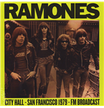 Vynil Ramones - City Hall Plaza 1979 In San Francisco