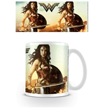 Wonder Woman Mug Fierce