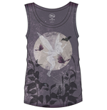 Disney Sublimation Girlie Tank Top Tinkerbell Dark
