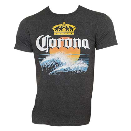 CORONA EXTRA Waves Tee Shirt