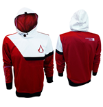 Assassin's Creed - Red and White Hoodie