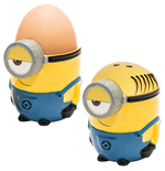 Despicable Me 3 Eggcup with salt shaker Minion