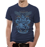 Harry Potter - Ravenclaw - Unisex T-shirt Grey