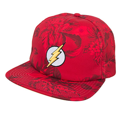 The FLASH Floral Hat