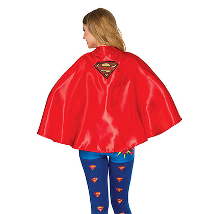 SUPERGIRL Costume Cape