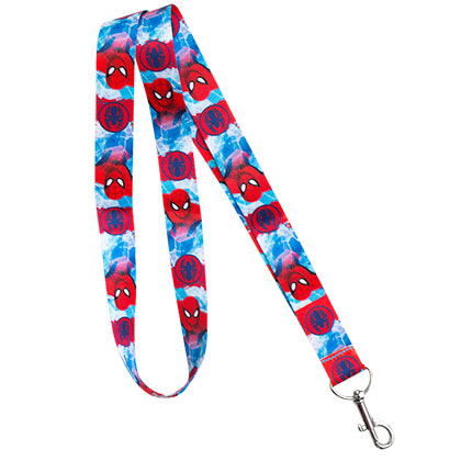SPIDERMAN Comic Lanyard