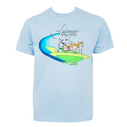The JETSONS Flying Saucer Tee Shirt
