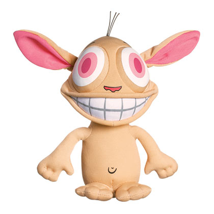 Ren And Stimpy Plush Ren Doll