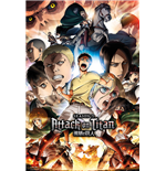 Attack on Titan Poster 265183
