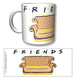 Friends Mug - Logo And Sofa
