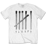 While She Sleeps Men's Tee: Matches