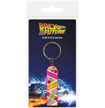 Back to the Future Keychain 265501