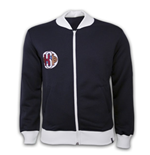 Iceland 1980\'s Retro Jacket polyester / cotton