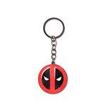 Deadpool - Metal Keychain