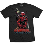 Marvel Comics Men's Tee: Deadpool Gonna Die