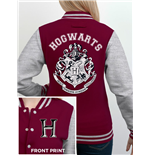 Harry Potter - Hogwarts - Unisex Varsity Jacket