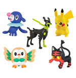 Pokemon Action Figures 6 cm Assortment D6 (8)