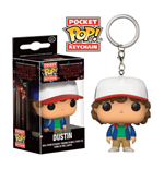 Stranger Things Pocket POP! Vinyl Keychain Dustin 4 cm
