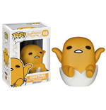 Gudetama, the Lazy Egg POP! Animation Vinyl Figure Gudetama 9 cm