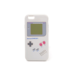 NINTENDO Gameboy Handheld Console Phone Cover for Apple iPhone 6/6S, Grey