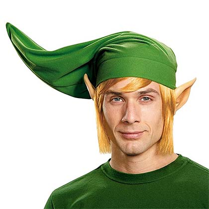 LEGEND OF ZELDA Adult Link Costume Hat