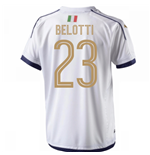 2006 Italy Tribute Away Shirt (Belotti 23) - Kids